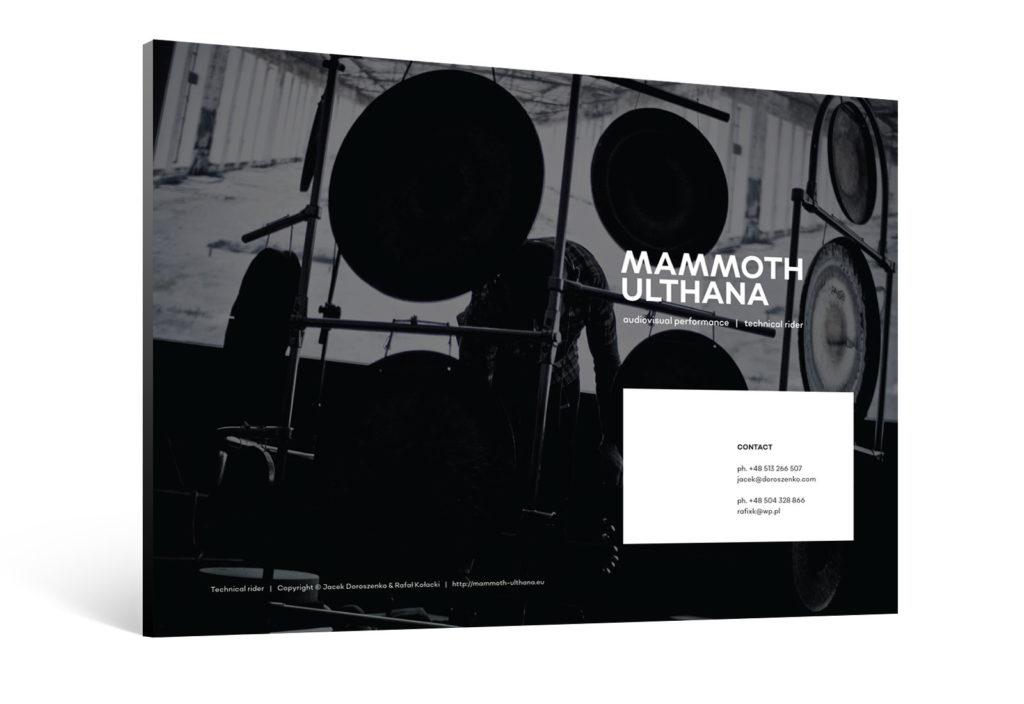 Mammoth Ulthana rider