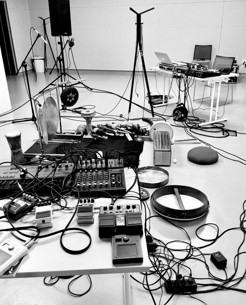 Mammoth Ulthana / Jacek Doroszenko and Rafał Kołacki - recording session