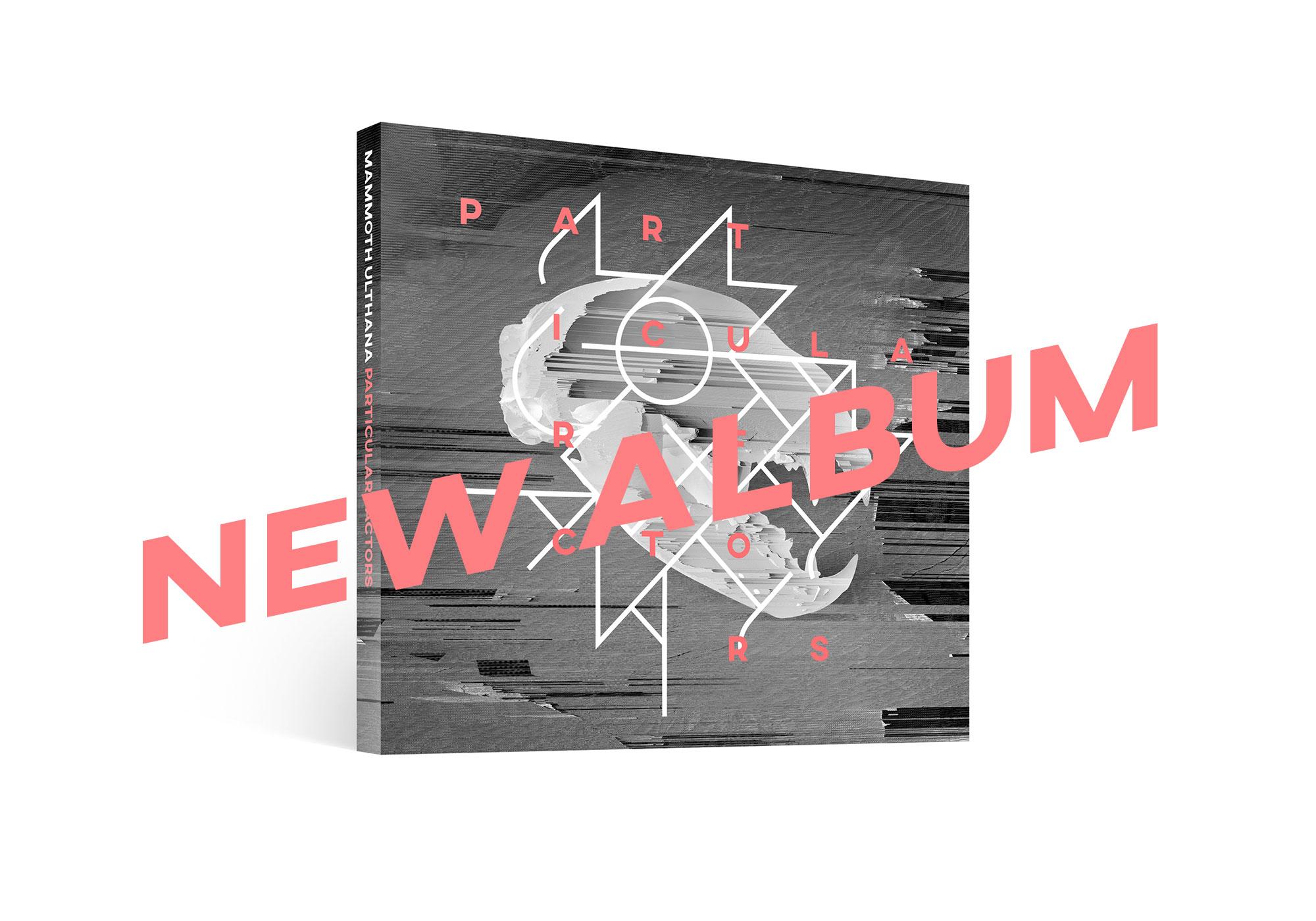 Particular Factors – new album is here