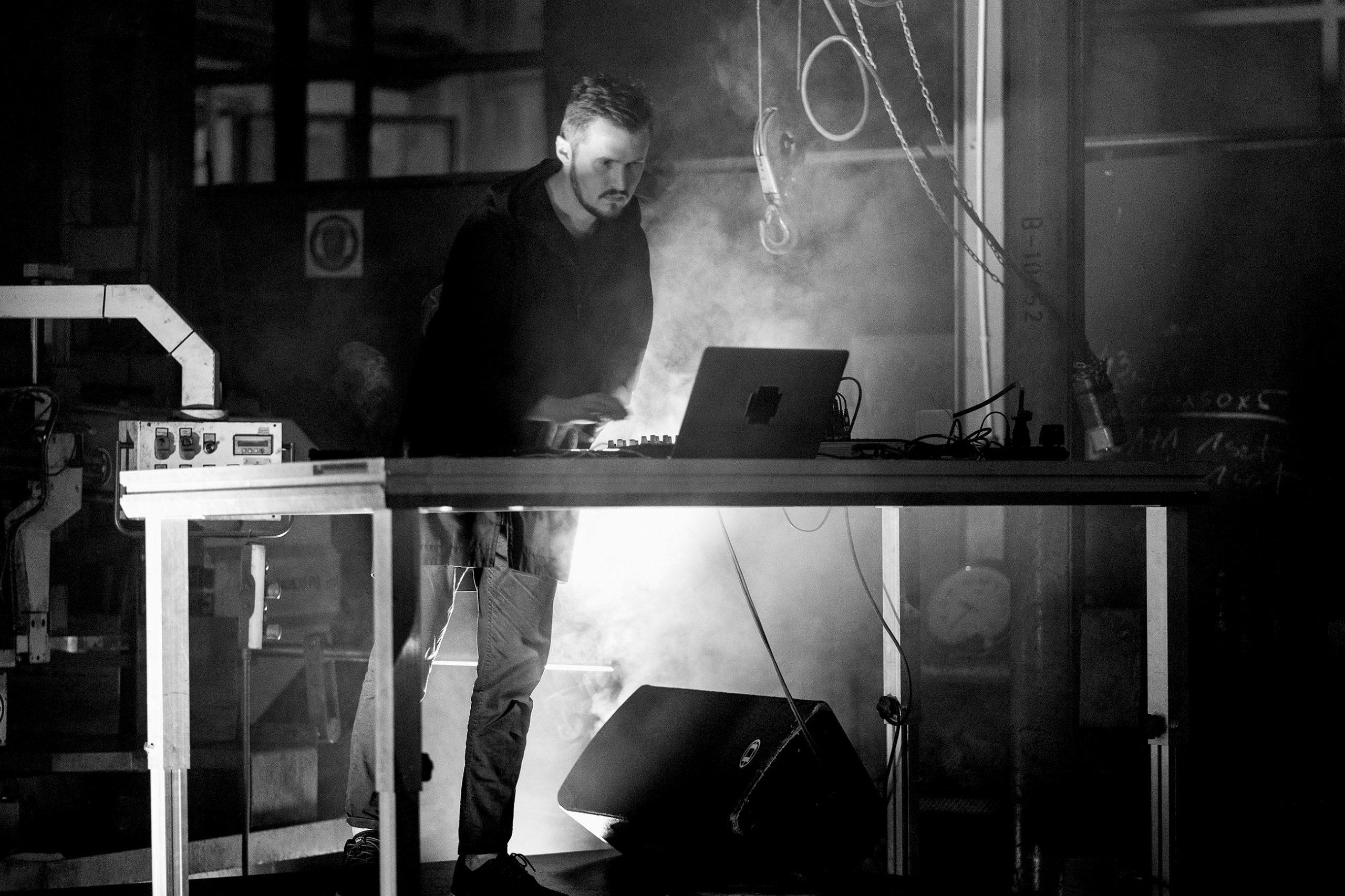 Mammoth Ulthana – Jacek Doroszenko, Rafał Kołacki – live at FOD, Bydgoszcz