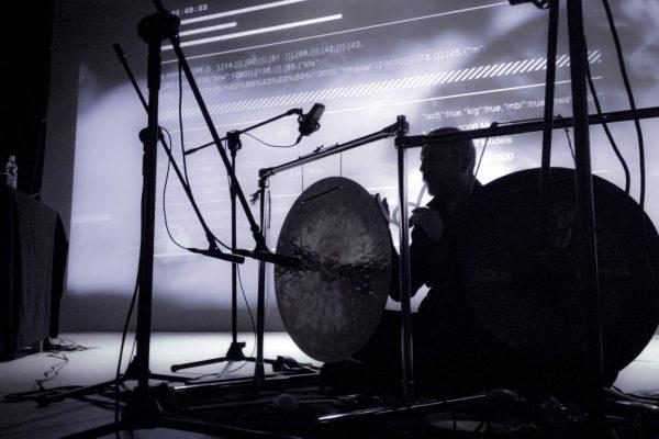 Mammoth Ulthana – Jacek Doroszenko and Rafał Kołacki, live at MOS Kraków, Poland, feat. Marcin Sipiora